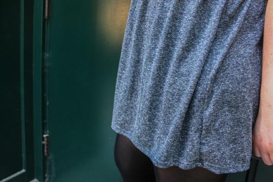 Grey Dress 11
